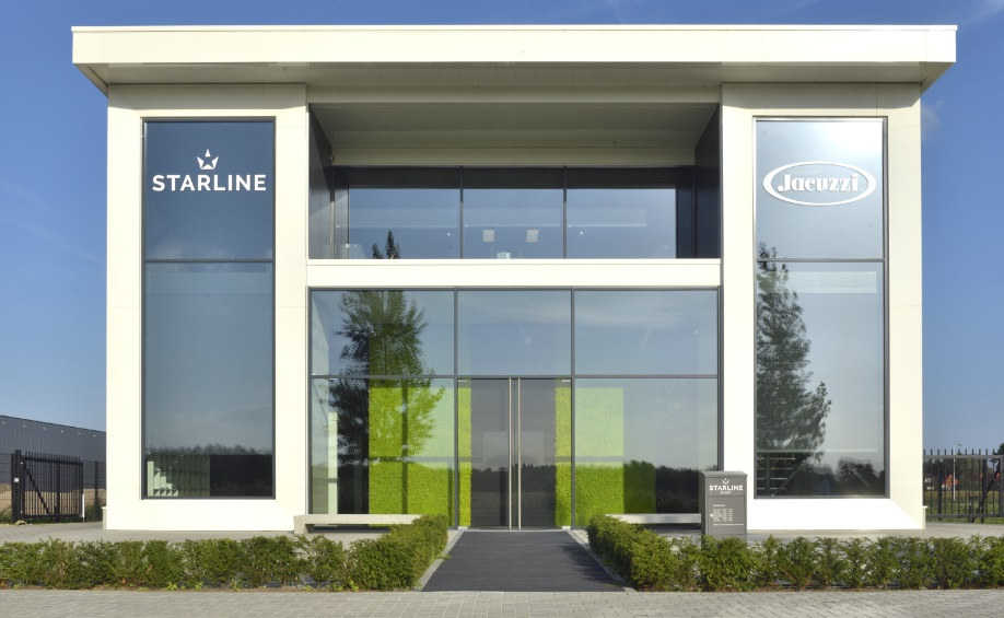 contact Starline oost, showroom